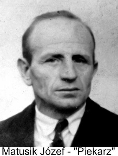 Matusik Józef - Piekarz
