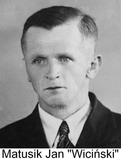 Matusik Jan - Wiciński