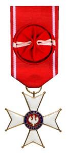 Krzyż Oficerski Orderu Odrodzenia Polski