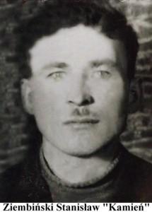 Ziembiński Stanisław Kamień