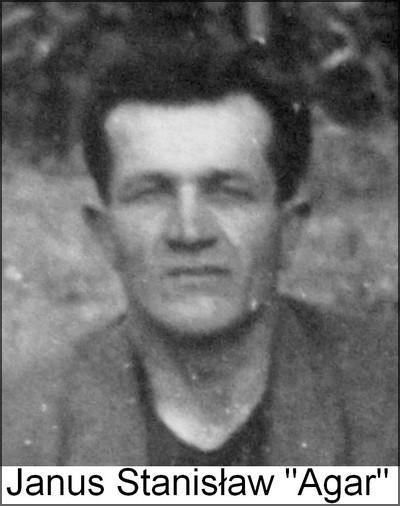 Janus Stanisław - Agar