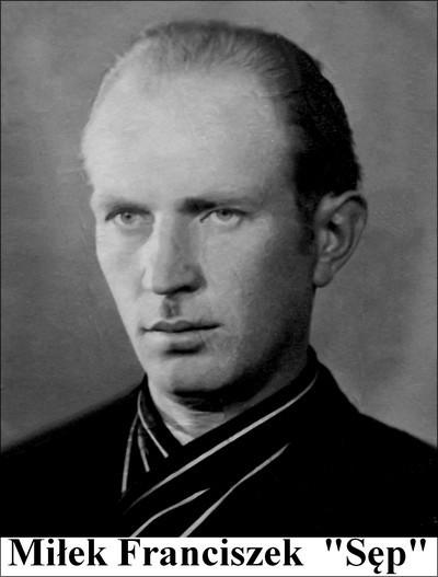 Miłek Franciszek - Sęp