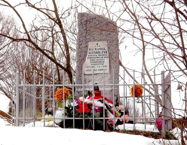 Pomnik Paczółtowice