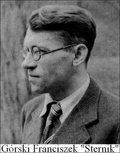 Górski Franciszek Sternik