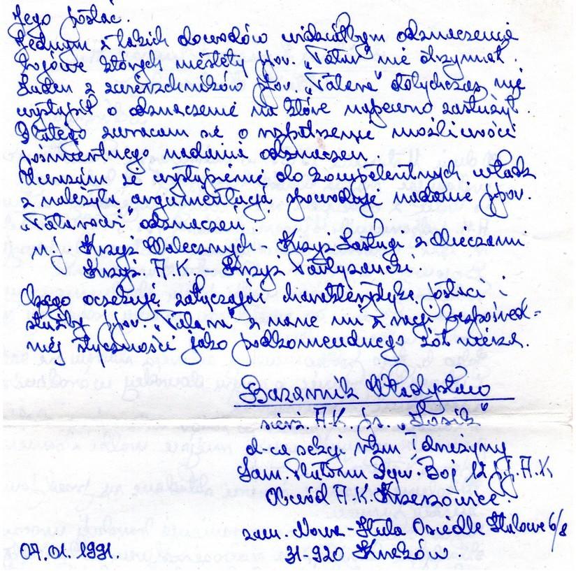 wniosek 2_ 07.01.1991