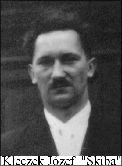 Kłeczek Józef Skiba