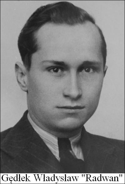 Gędłek Władysław Radwan