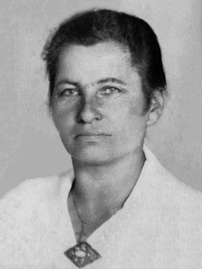 Kurdziel Maria 1897-1992