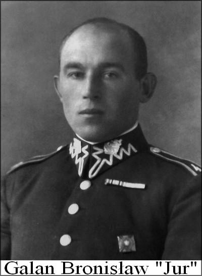 Galan Bronisław - Jur
